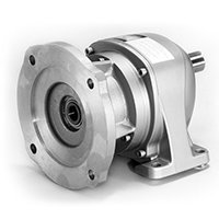 Parallel Shaft Foot Mount Gear