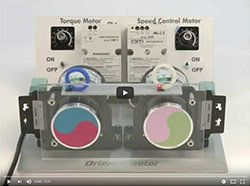 Video - AC Torque Motor Demo