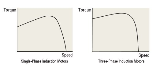 AC Induction Motors & Gear Motors - Single-Phase and Three-Phase