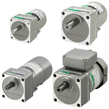 KII Series Reversible Gear Motors