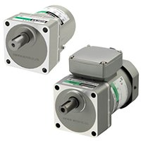 kii series single-phase ac gear motors