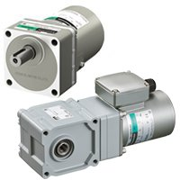 KIIS Series Three-Phase AC Gear Motors