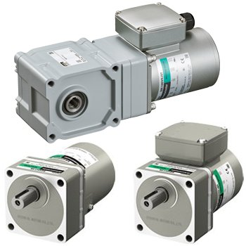 Three-Phase AC Gear Motors