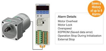 Speed Control AC Motors & Gear Motors - DSC Series