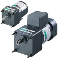 World K Series Three-Phase AC Gear Motors
