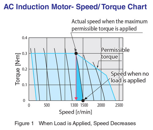 AC Induction Speed Torque