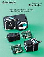 BLH2 Series BLDC speed control motors brochure