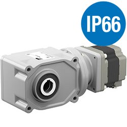 Right-Angle Hollow Shaft IP66 Gear