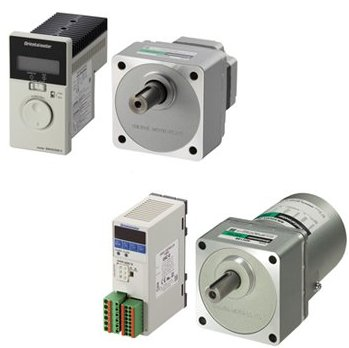 Speed Control Motors - Variable Speed Motors