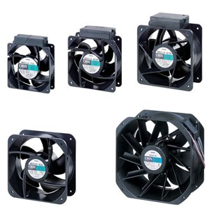 Large AC Axial Fans