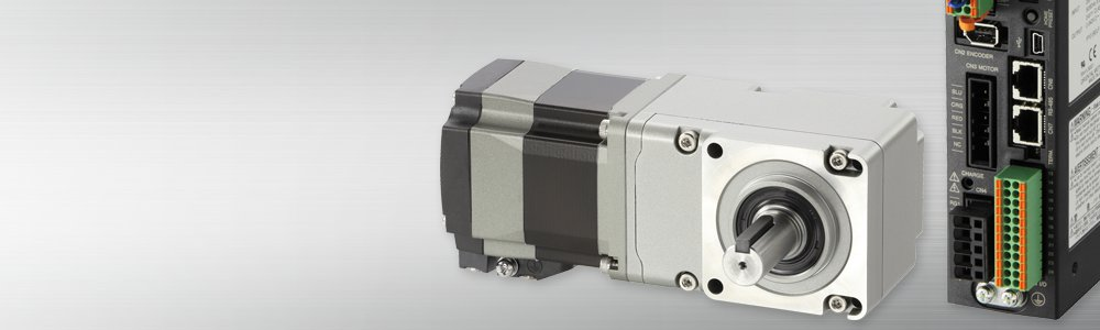 AlphaStep Stepper Motors