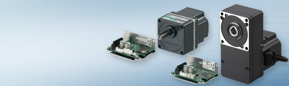 BLH Series Brushless DC Motors
