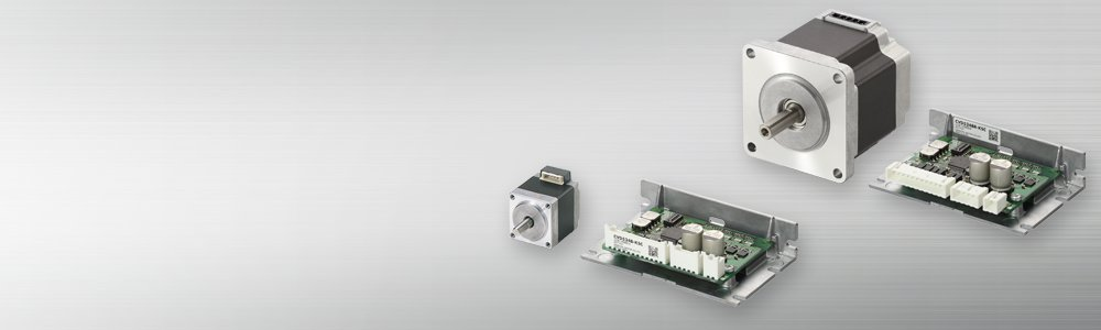 Speed Control Stepper Motors