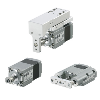 New DR Series Compact Electric Cylinders