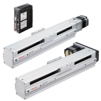 Linear Actuators - EAS Series Closed Loop Stepper Motor Motorized