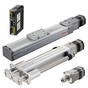 Linear Actuators - Motorized Linear Slides, Motorized Linear