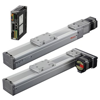 AlphaStep EZS Series Linear Slides