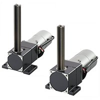 Rack and Pinion System L Series - DSC Series Equipped