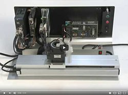 Video - Linear Slide and Rotary Actuator Demo