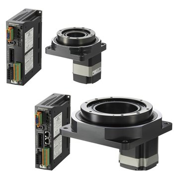 AlphaStep DGII Series Hollow Rotary Actuators