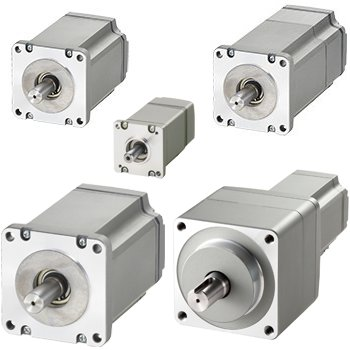 Servo Motors, Drivers and Controllers