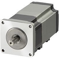 Stepper Motor with Brake Option