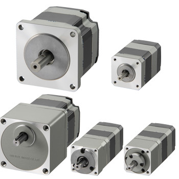 AR Series Hybrid Servo Motor / Stepper Motors