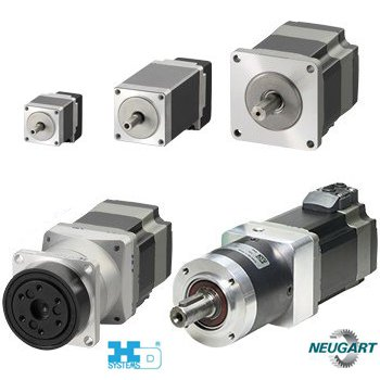 AZ Series Closed Loop, Absolute Mechanical Encoder Stepper Motors