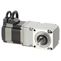 Right-Angle Gear Stepper Motor