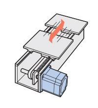 Belt Pulley Mechanism