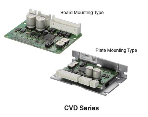 CVD 2-Phase Stepper Motor Driver