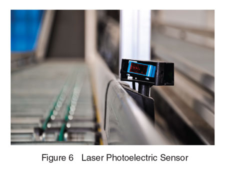 Laser Photoelectric Sensor