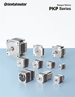 PKP Series Stepper Motor Brochure