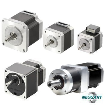 2-Phase Bipolar Stepper Motors - PKP Series