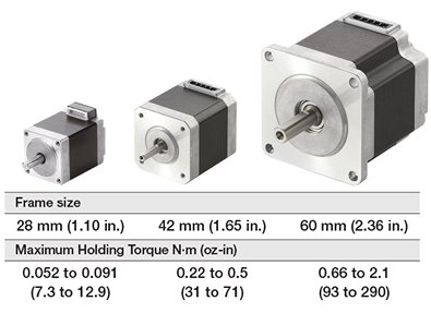 Stepper Motor Products