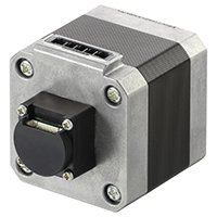 encoder type stepper motor