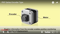 Video - Stepper Motors with Encoder