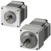 Hybrid Servo Motor / Stepper Motors