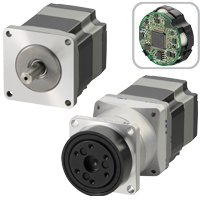 Absolute Mechanical Encoder Stepper Motors