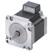 High-Resolution 5-Phase Stepper Motors