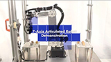 7-axis Robot Demo with AlphaStep AZ Series