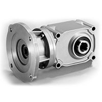 Right-Angle Hollow Shaft Gear Motor