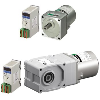 Speed control ac motors gear motors dsc series for How to reduce motor speed