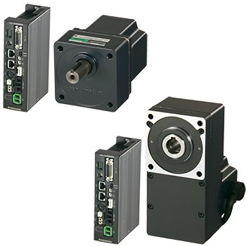 BLV Series Brushless DC Gear Motor Speed Control Systems