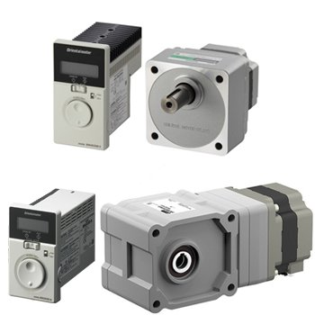 BMU Series Brushless DC Gear Motor Speed Control Systems
