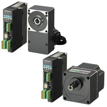 BXII Series Brushless DC Gear Motors