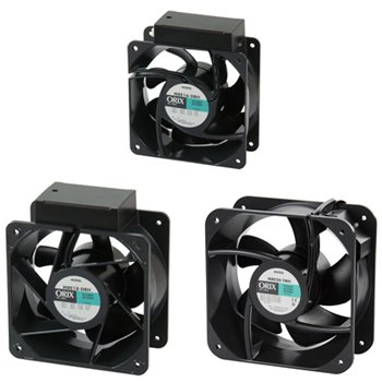 Long Life AC Axial Fans - MRE Series