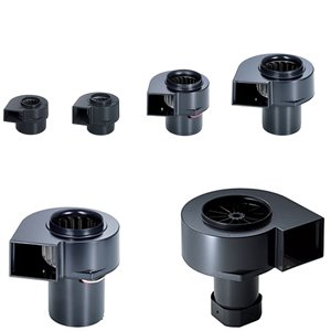 AC Centrifugal Fans / Blowers - MB Series