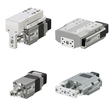 AlphaStep DRS Series Compact Linear Actuators with Absolute Encoders