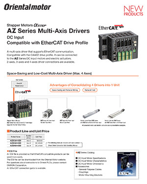 AZ Series Multi-Axis Brochure